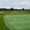 A view of the 5th hole at Little Bear Golf Club