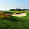 A view of fairway #4 at Long Island National Golf Club.