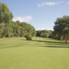 View from a green at Llanwern Golf Club