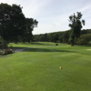 View from the 1st tee at Llanwern Golf Club