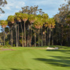 View of a green at Bayview Golf Club