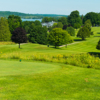 A view of a tee at Walloon Lake Country Club.