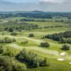 A view from Muckhart Golf Club