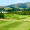 View from a tee at Muckhart Golf Club