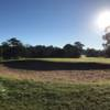 A sunny day view from Bardwell Valley Golf Club.