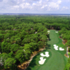 Aerial view from Oyster Reef Golf Course