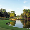 A view of the 17th hole at Copperhead Course from Innisbrook Resort & Golf Club.