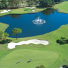 Aerial view of hole #12 at Innisbrook Resort & Golf Club - Copperhead Course