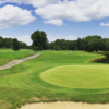 View of a green at Hanover Golf Club