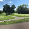 A view from Darlington Golf Course.