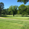 A sunny day view from Rockleigh Golf Course.