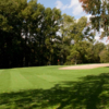 A view of the 4th hole at Blue from Ramblewood Country Club.
