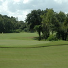 A view of the 17th green at Westchase Golf Club