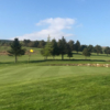 View of a green at Todmorden Golf Club