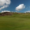 View of the 7th green at Todmorden Golf Club