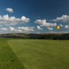 A view of hole #3 at Todmorden Golf Club.