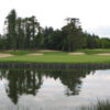 A view of hole #17 at Naas Golf Club.