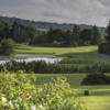 A view of tee #8 at Championship Course from CityWest Hotel and Golf Resort.