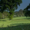 A view of the 17th hole at Rathsallagh Golf Club.