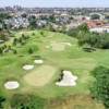 Aerial view from The First Tee of Greater Richmond