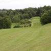A view from a fairway at Moor Allerton Golf Club.