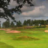 View of the 14th hole at Nelson Golf Club