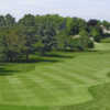A view of a fairway at Greystones Golf Club.