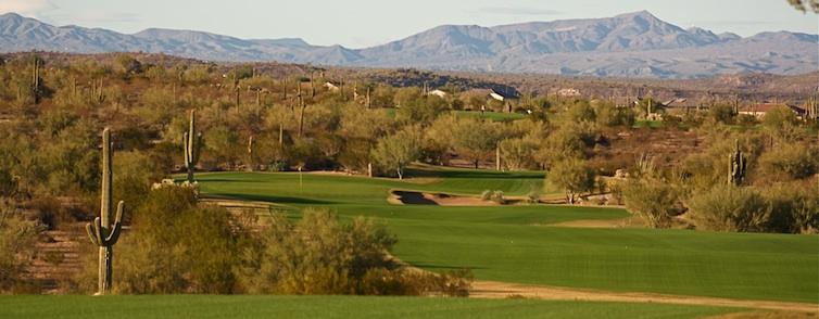 Ajo Golf Courses 1 Course 0 Reviews