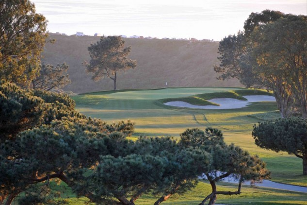Torrey Pines Golf Course (South) is a former U.S. Open venue and annual PGA Tour Stop. Here's how to play it for less than half of its regular rates. (Flickr/J. Telljohann)