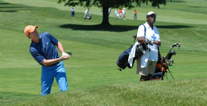 The Autism Speaks Celebrity Golf Challenge is undoubtedly one of the best golf charity outings anywhere.