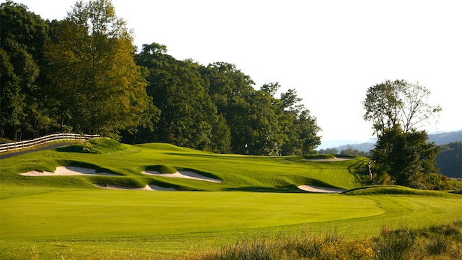 Historic Bedford Springs Resort has hosted presidents spanning nearly two centuries. Its golf course is a stunner, too. (Bedford Springs Resort)