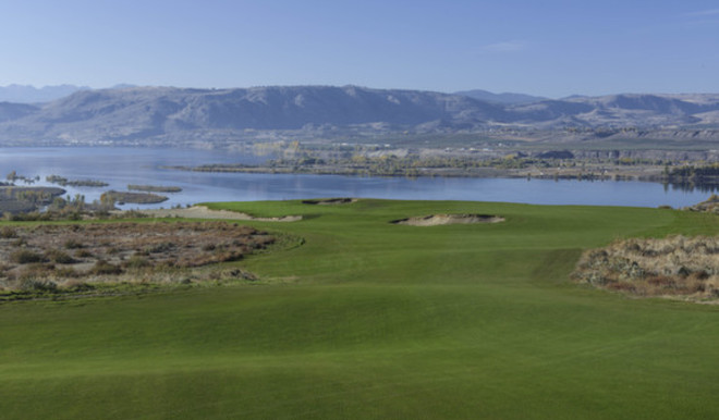 Where so many recently-built golf courses are long and difficult, Gamble Sands is a breath of fresh air, emphasizing fun and playability over raw toughness. (Gamble Sands)