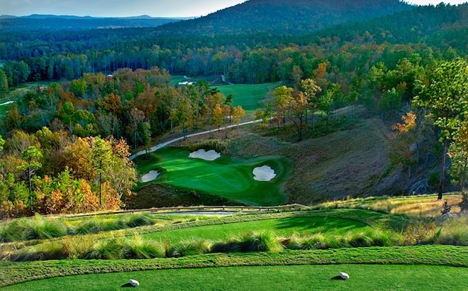 Despite the dominance of the Robert Trent Jones Trail over Alabama golf, we're shocked that Farmlinks at Pursell Farms flies under the radar as much as it does. (Farmlinks/Pursell Farms)