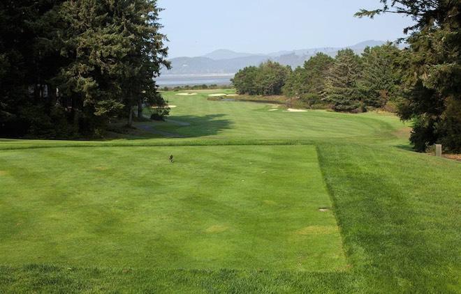 """Coastal Oregon Golf"" immediately calls Bandon to mind, but Salishan is a pleasant waypoint between Portland and Bandon. (Salishan Resort)"