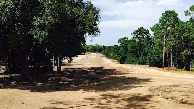 Don't worry - this is a photo from early on in the renovation process at Innisbrook. (Innisbrook Resort)