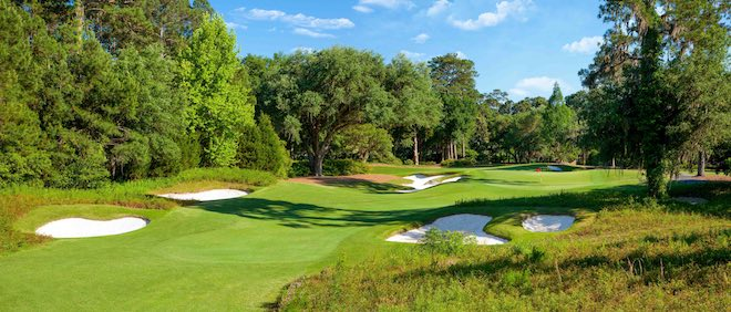 Caledonia Golf & Fish Club is the jewel of the portfolio of the late Mike Strantz. (Brian Oar - Fairways Photography)
