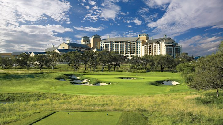 Playing at TPC San Antonio and staying at the adjacent JW Marriott is fun. The hotel taxes in San Antonio, not so much. (TPC Network)