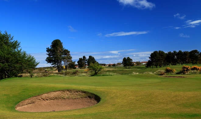 Monifieth is not a household name, but with two lovely courses, it represents an amazing value for prospective overseas members. (Monifieth Golf Links)