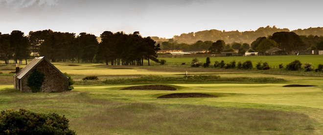 Panmure, just around the corner from Carnoustie, is one of Scotland's most charming links courses. (Panmure Golf Club)
