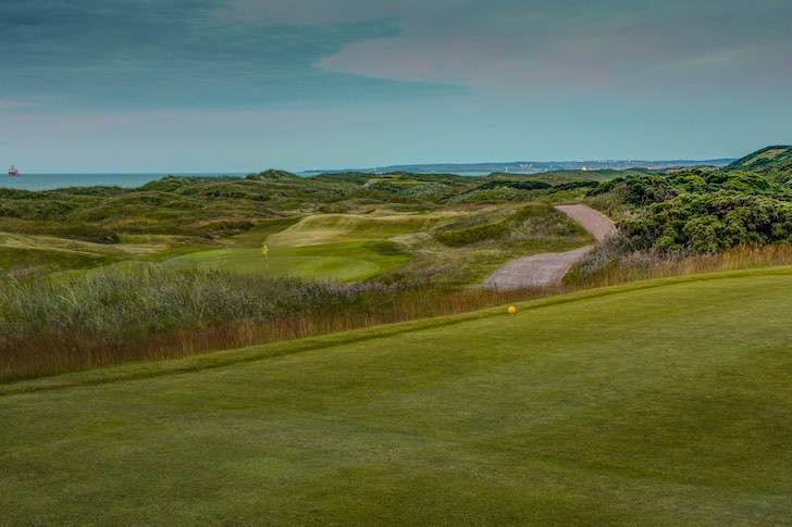 Murcar might just be the best Scottish links courses you've probably never heard of. (Murcar Links Golf Club)