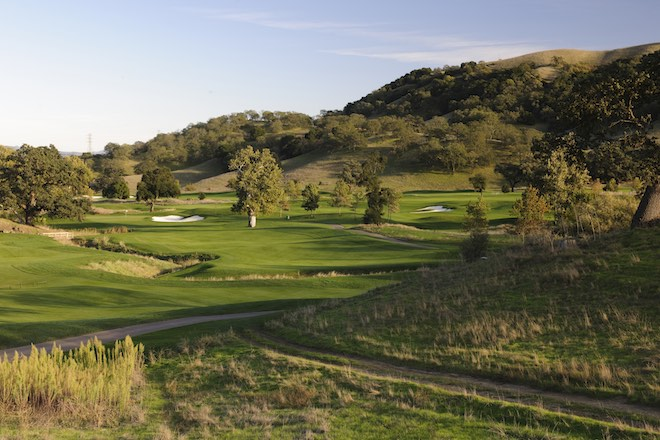 CordeValle, which hosts the 2016 U.S. Women's Open, is one of the best designs by any Jones family member. (CordeValle)