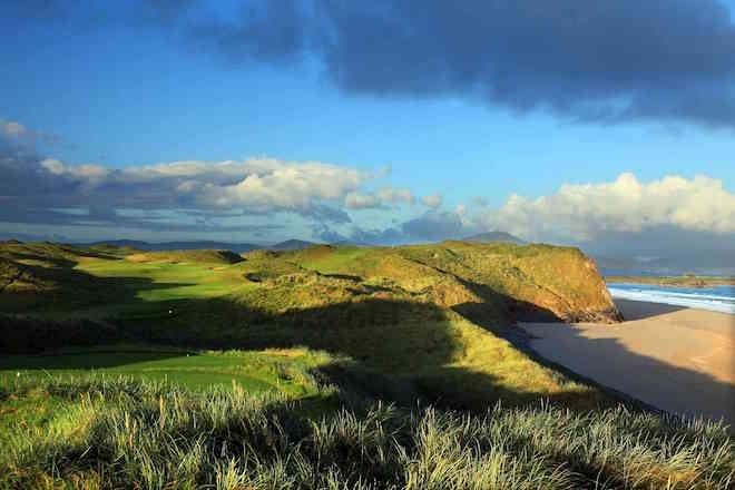 (Arnold Palmer Design/Tralee Golf Club)