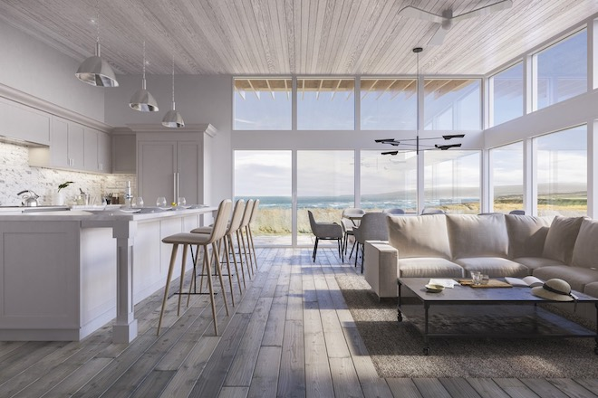 Cabot's new Beach Cottage accommodations have been very popular with guests. (Cabot Links)
