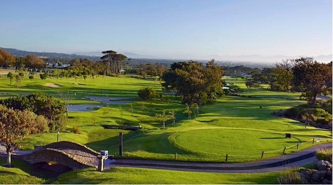 (Steenberg Golf Club)