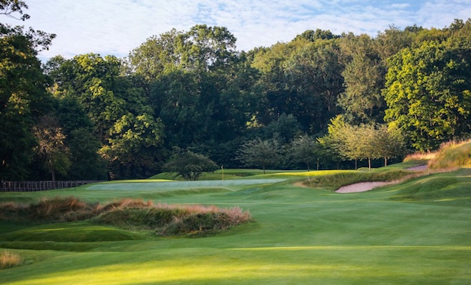The Grove is one of England's great inland courses. (The Grove)