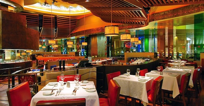 Bobby Flay's Michelin-starred Mesa Grill is one of many dining options at Caesar's Palace in Las Vegas. (Mesa Grill)