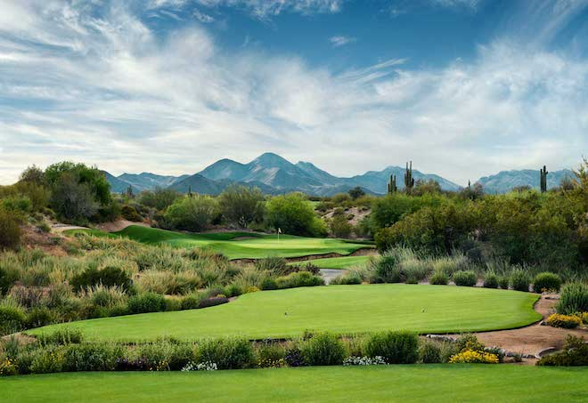 Golf in the desert doesn't get much better than We-Ko-Pa, especially when there's a casino resort nearby. (We-Ko-Pa Golf Club)