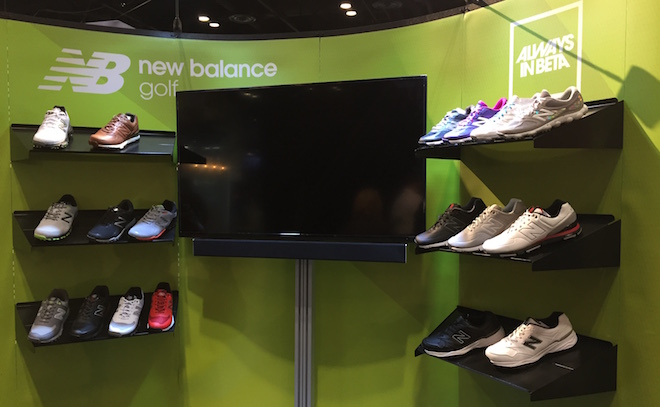 So is New Balance.