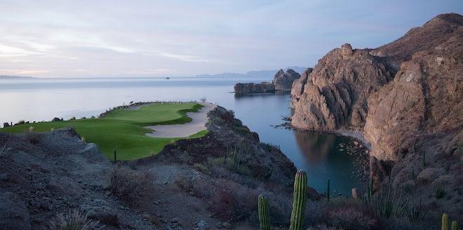"If Loreto becomes the ""next Cabo,"" then Danzante Bay will be renowned its role in establishing a new Mexican golf destination. (Danzante Bay Golf Club)"