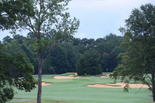 Gil Hanse's Mossy Oak is one of the South's most-anticipated new golf courses. (Mossy Oak)